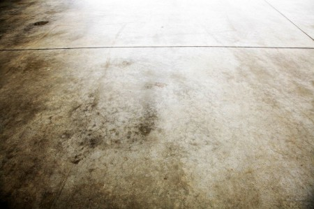 Pavimento nuvolato o acidificato